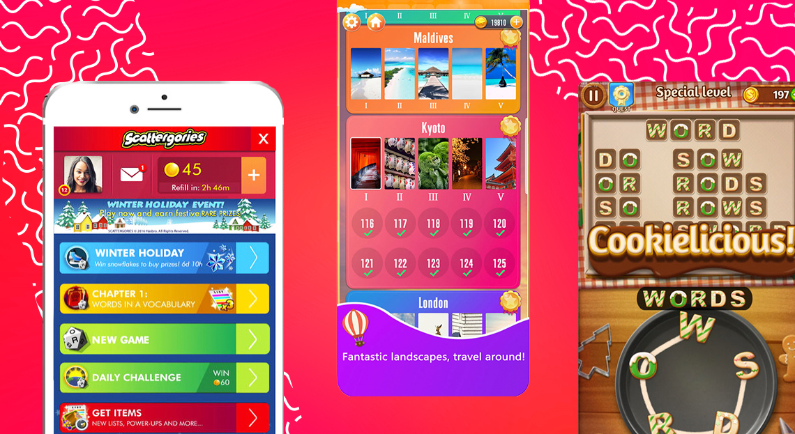 Best Word Game Apps To Exercise Your Brain The Modern East